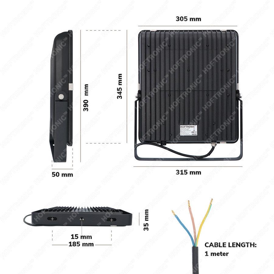 LED Breedstraler 150 Watt 160lm/W IP65 6400K 5 jaar garantie