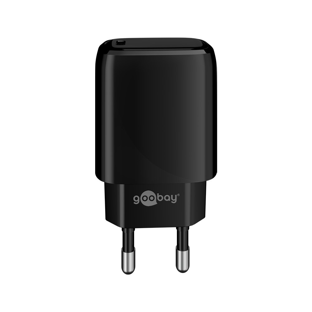 USB-C adapter - USB-C Oplader - Quick Charge - CEE 7/16 - USB-C adapter - 1 poorts - 20W - 3000mA -