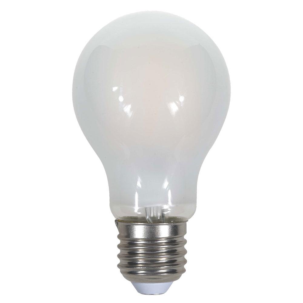 LED Filament lamp Frost E27 4 Watt 2700K Vervangt 40 Watt