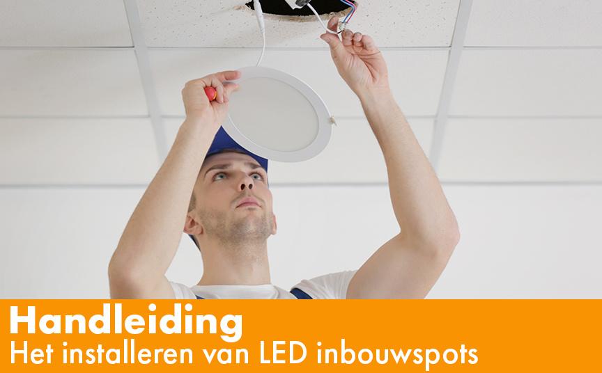 Montagetips: LED Inbouwspots installeren