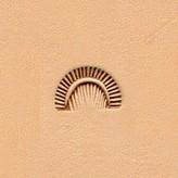 Ivan Leathercraft Border figuurstempel
