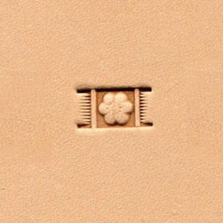 Ivan Leathercraft Basketweave figuurstempel