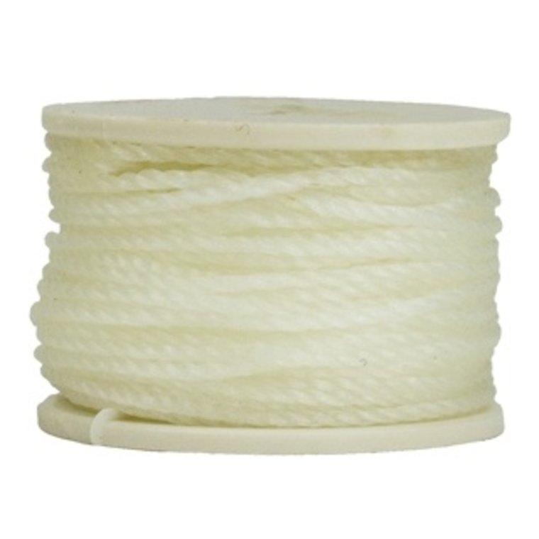 Ivan Leathercraft Losse spoel voor handnaaimachine, wit