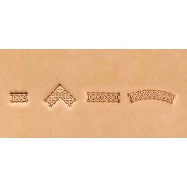 Ivan Leathercraft Stempelset Celtic