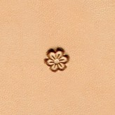 Figuurstempel bloem