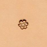 Ivan Leathercraft Border figuurstempel bloem