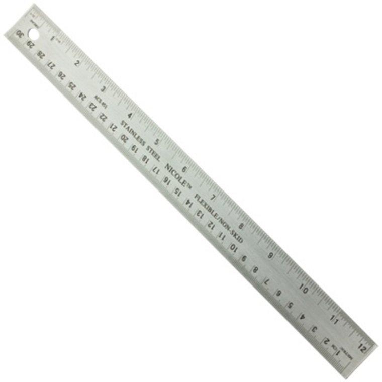 Metalen liniaal 3606-00