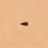 Figuur holpijp druppel 2,5 mm