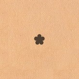 Ivan Leathercraft Figuur holpijp bloem 4 mm 3875-04