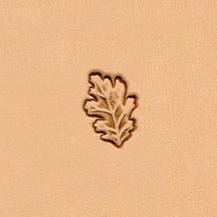 Ivan Leathercraft Leaf figuurstempel blad rechts