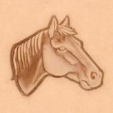 Ivan Leathercraft 3D Paardenhoofd links 88342-00