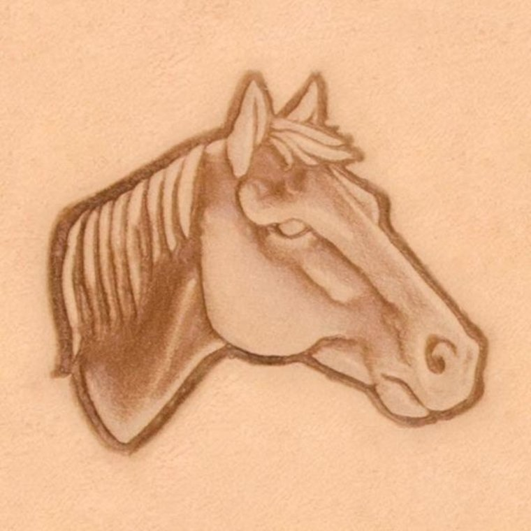 3D Paardenhoofd links 88342-00