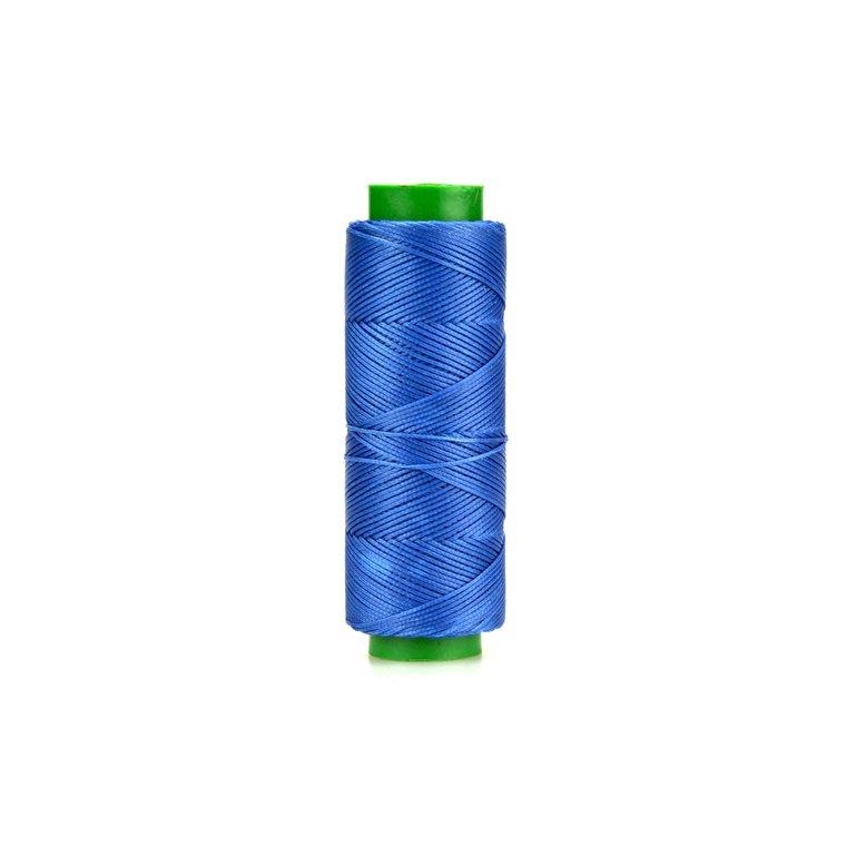 Waxgaren, koningsblauw 100 m