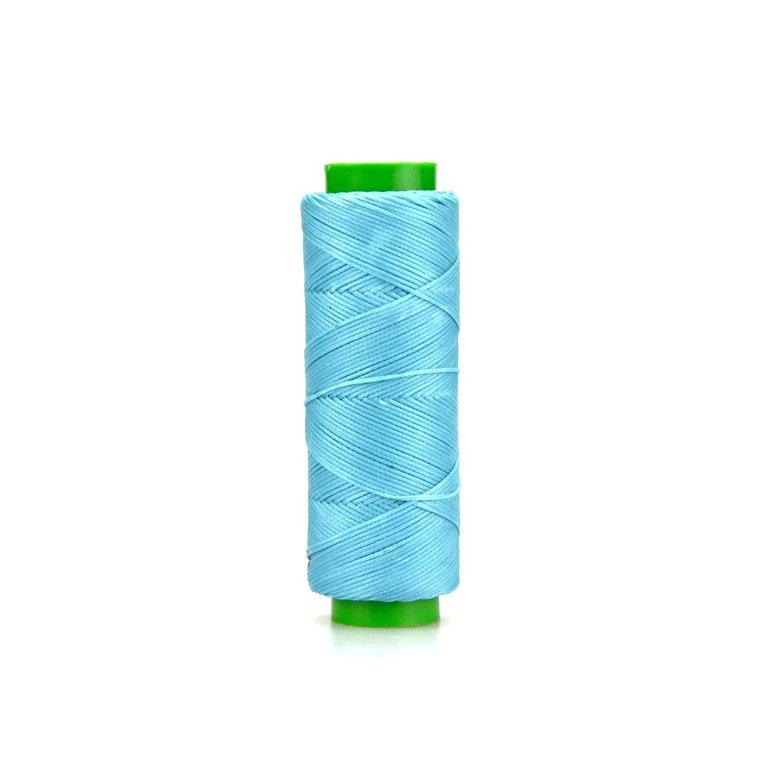 Waxgaren, hemelsblauw 100 m