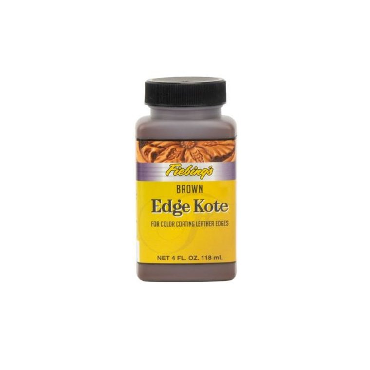 Fiebing's Edge Kote, bruin