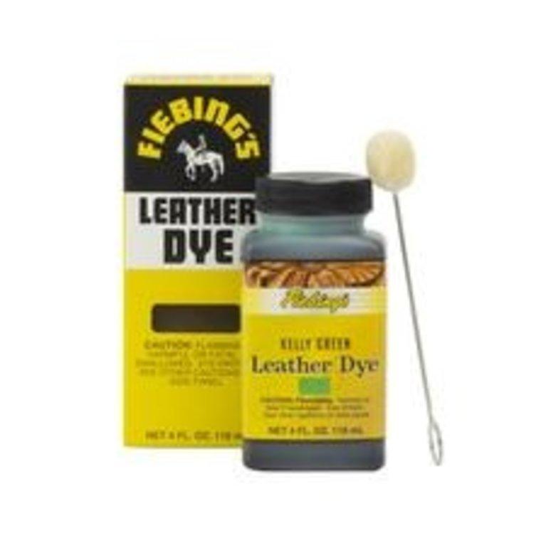 Fiebing's Leather Dye, kelly groen