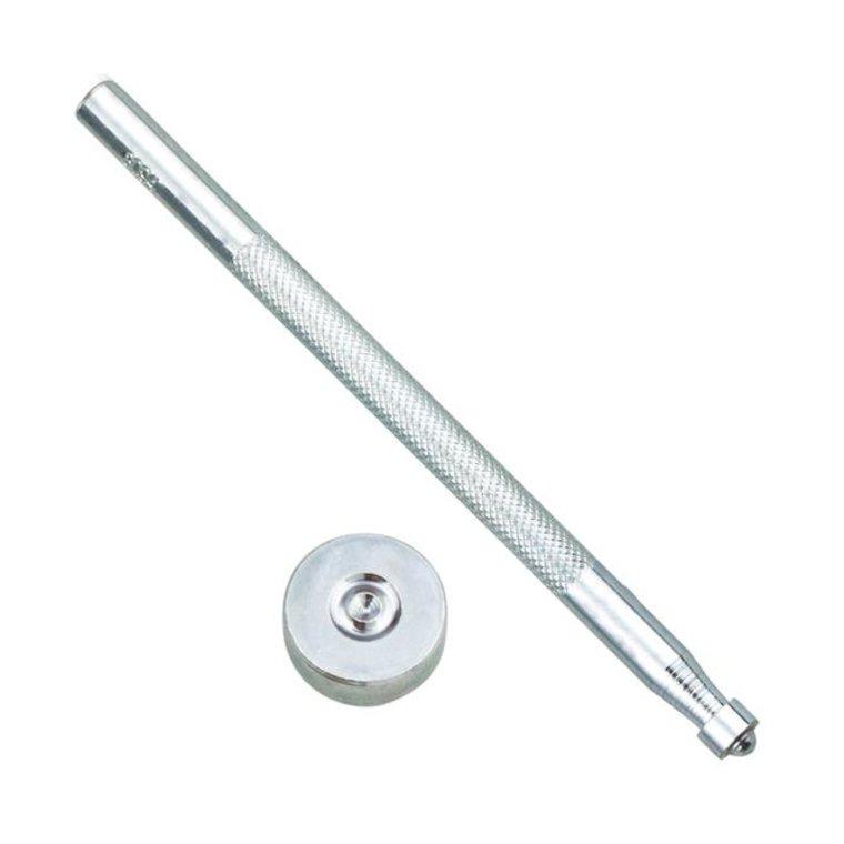 Ivan Leathercraft Slagstempel voor nestels 4,2 mm