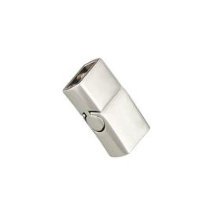 Armbandsluiting nikkelvrij, magnetisch