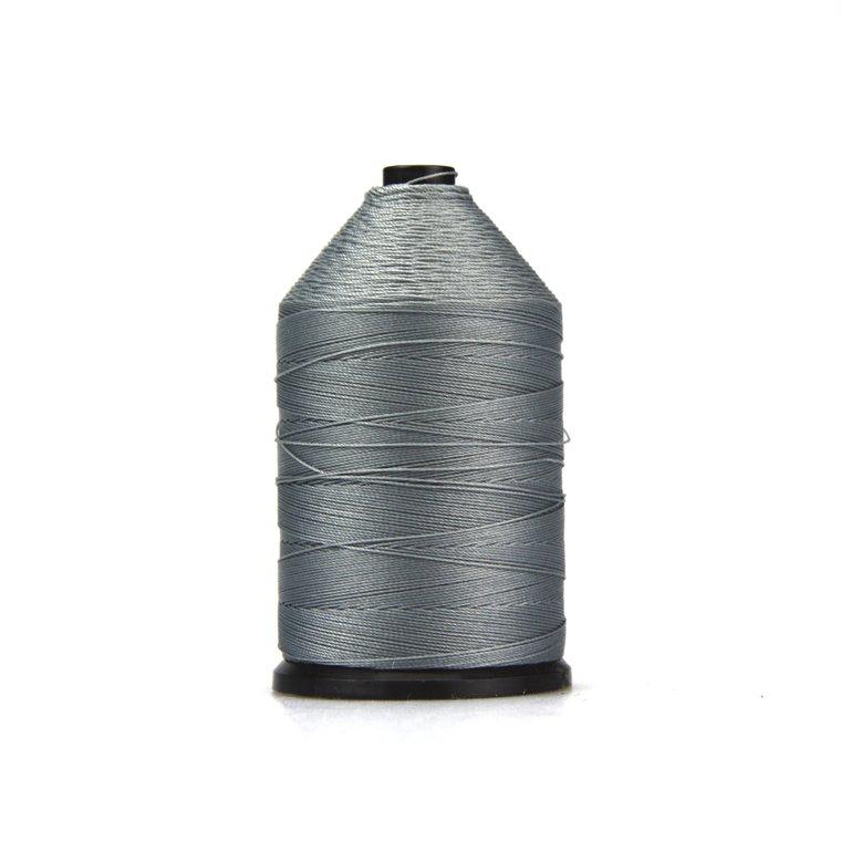 Nylon garen gebondeerd, dikte 40, grijs