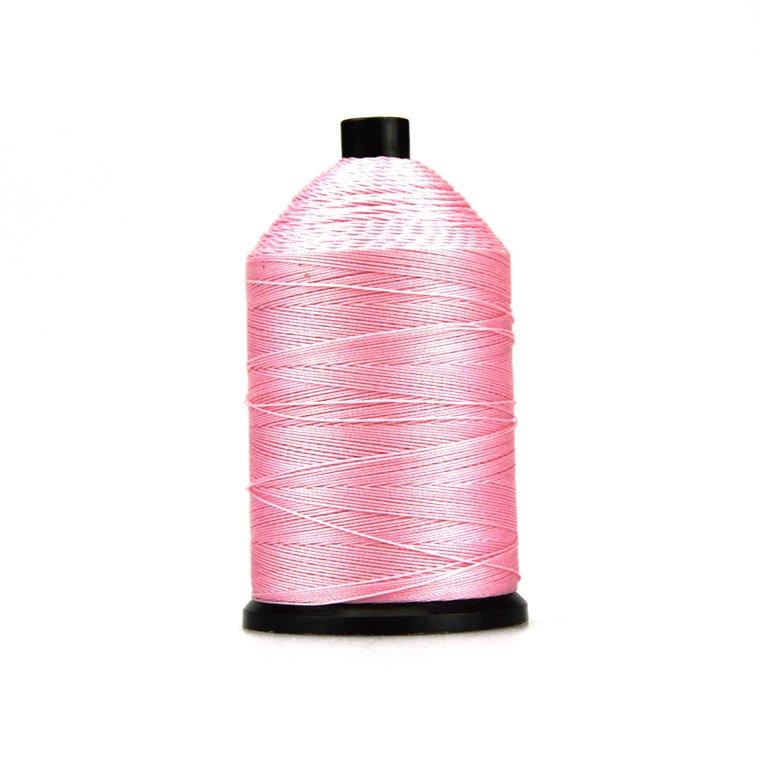 Nylon garen gebondeerd, dikte 40, roze