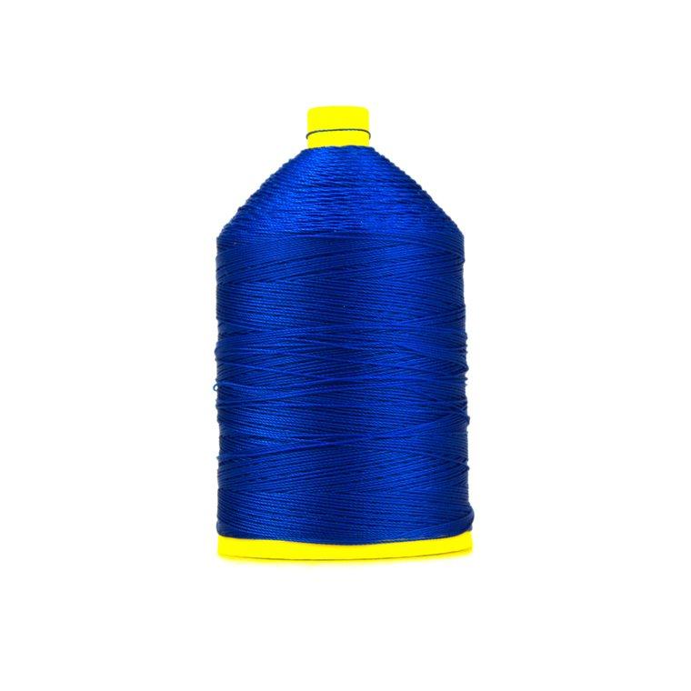 Nylon garen gebondeerd, dikte 40, blauw