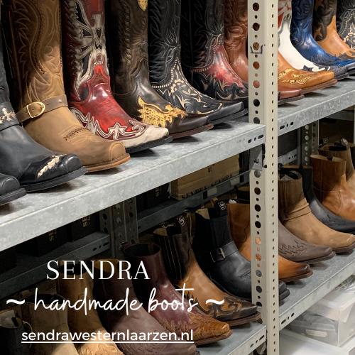 Uitgebreide collectie Sendra laarzen bij Striederlederhandel