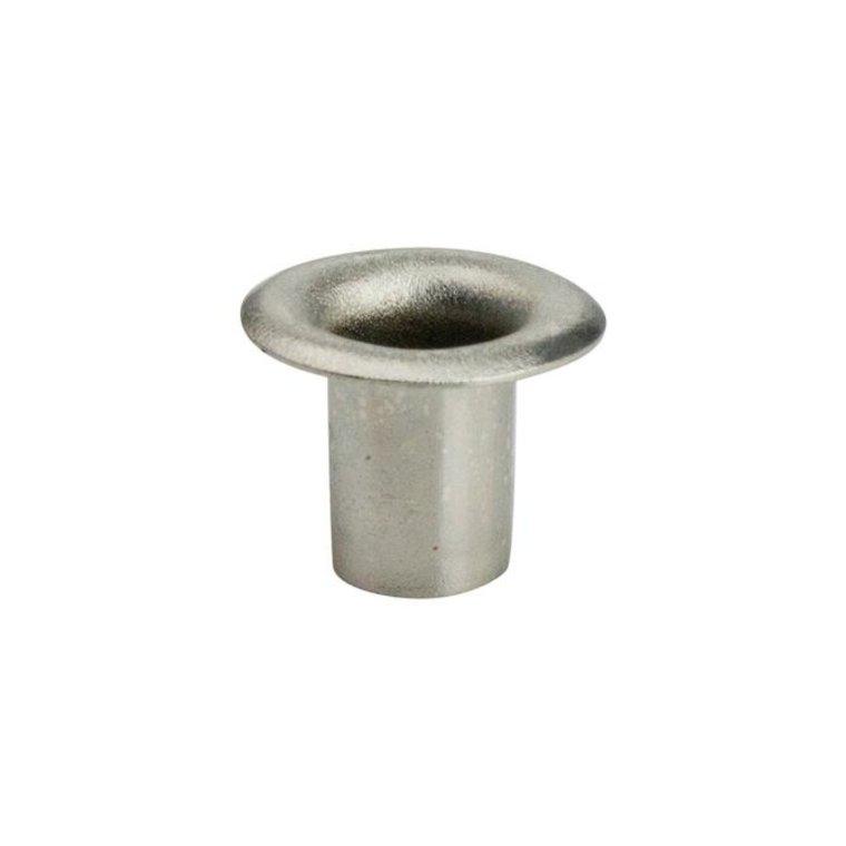 Nestelring nikkel 9 x 5 x 4,5 (100 st)