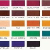 Fiebing's Leather Dye, aqua groen