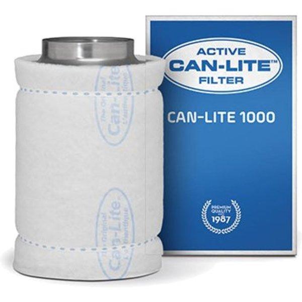 Lite 1000 Staal Koolstoffilter 1000 m³/h