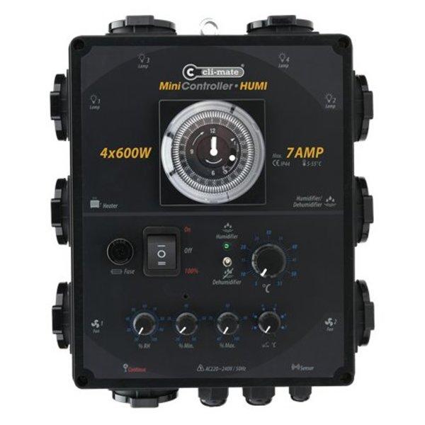 Mini Controller Humi 4x 600 Watt 7A