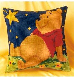 Vervaco Kussen Winnie the Pooh
