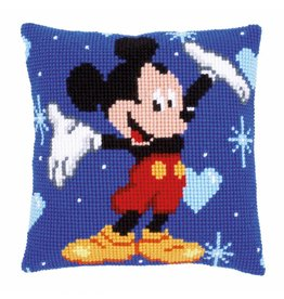 Vervaco Kussen Mickey Mouse