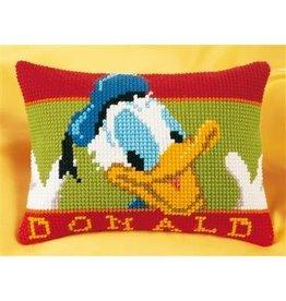 Vervaco Kussen Donald Duck
