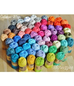 Scheepjes Catona 25 Alle kleuren