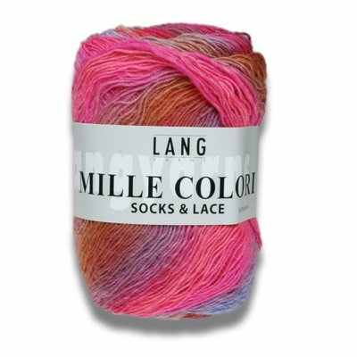 Lang Yarns Mille Colori Sock & Lace