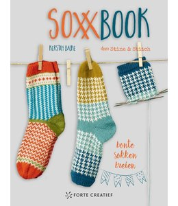 Lang Yarns VOORORDER: Soxx Book