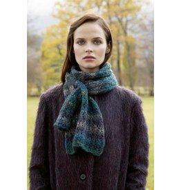 Lang Yarns Breipakket: Sjaal van Lang Yarns Dipinto en Lusso