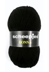 10 bollen Scheepjes Donna donkerbruin (601)