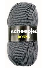 10 bollen Scheepjes Donna grijs (700)