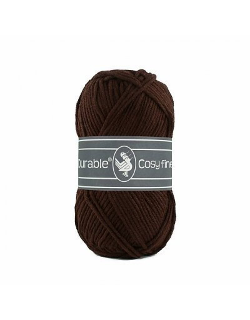 Durable 10 x Durable Cosy Fine Dark Brown (2230)