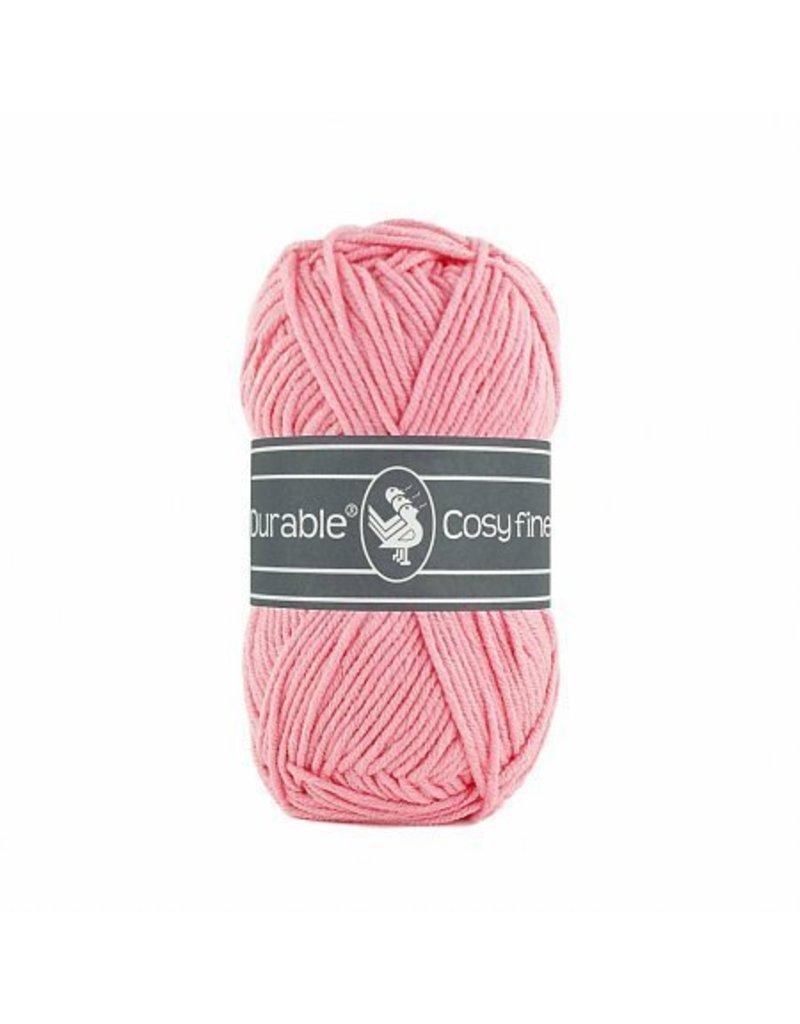 Durable 10 x Durable Cosy Fine Flamingo Pink ( 229)