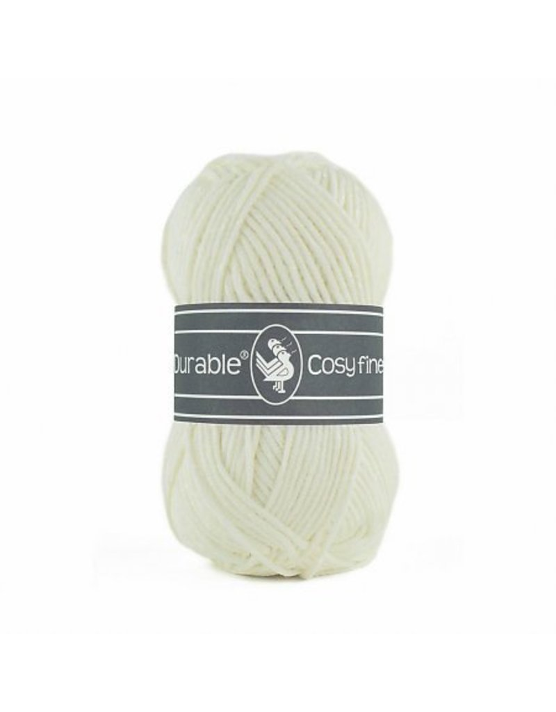 Durable 10 x Durable Cosy Fine Ivory (326)