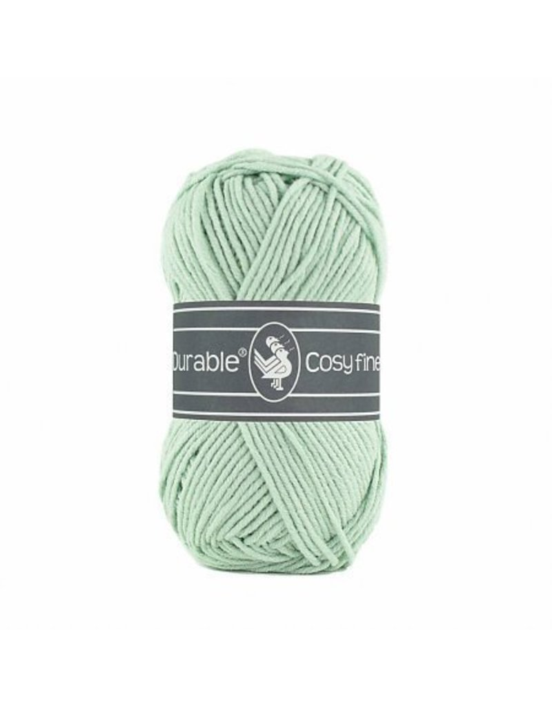 Durable 10 x Durable Cosy Fine Mint (2137)