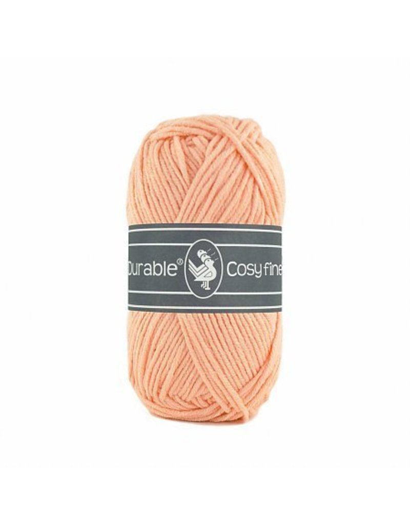 Durable 10 x Durable Cosy Fine Peach (211)