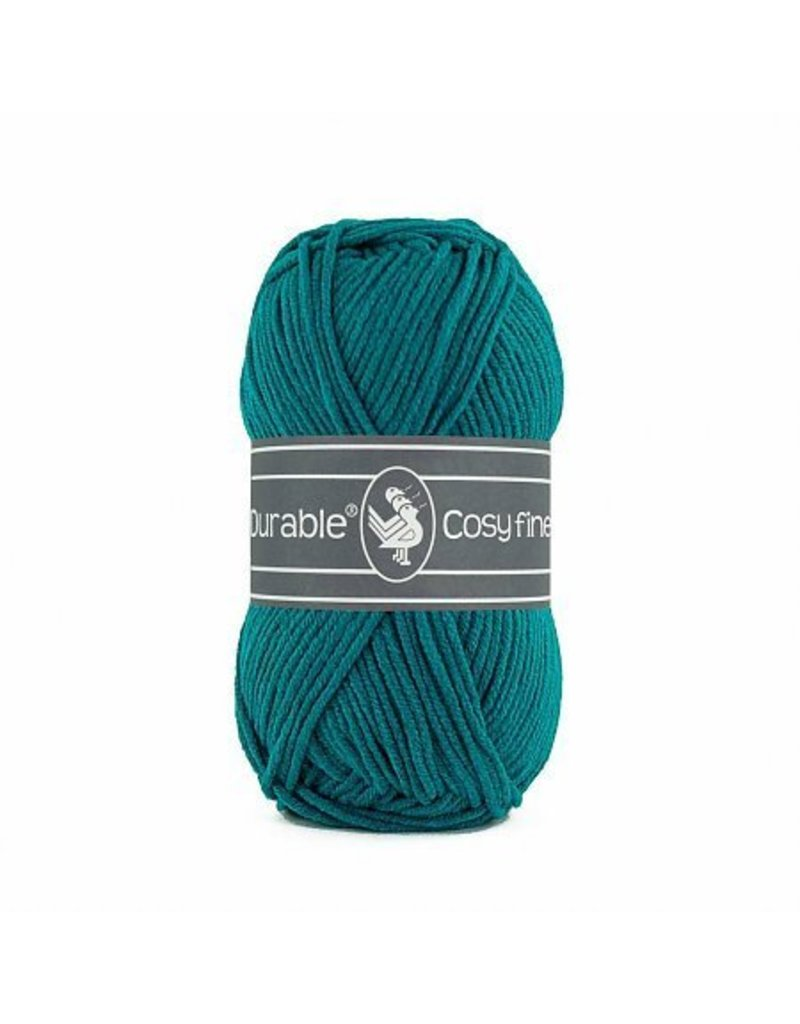 Durable 10 x Durable Cosy Fine Teal (2142)