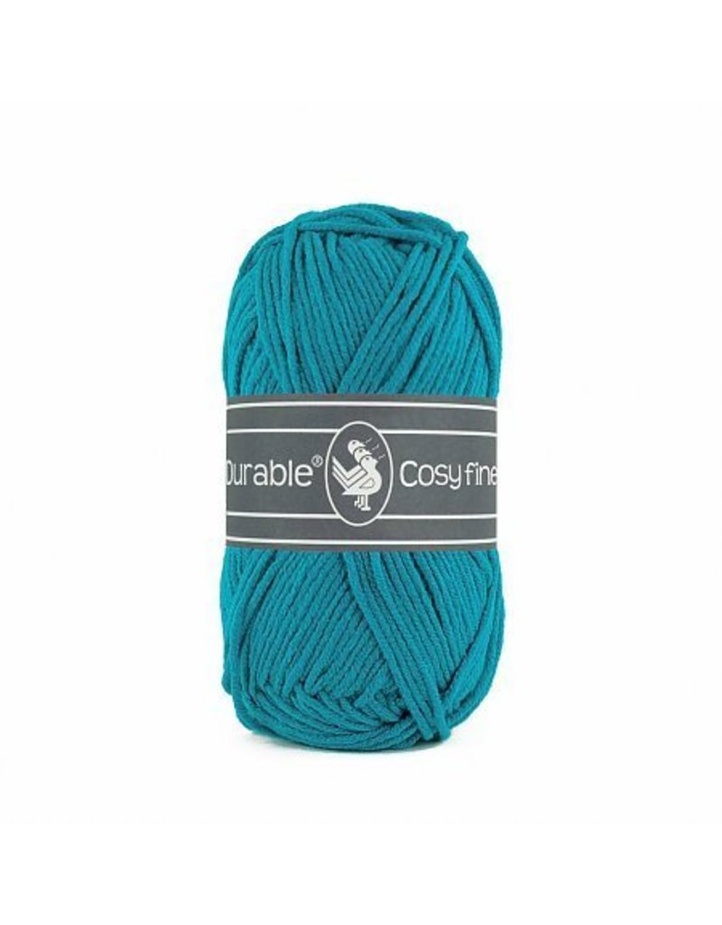 Durable 10 x Durable Cosy Fine Turquoise (371)