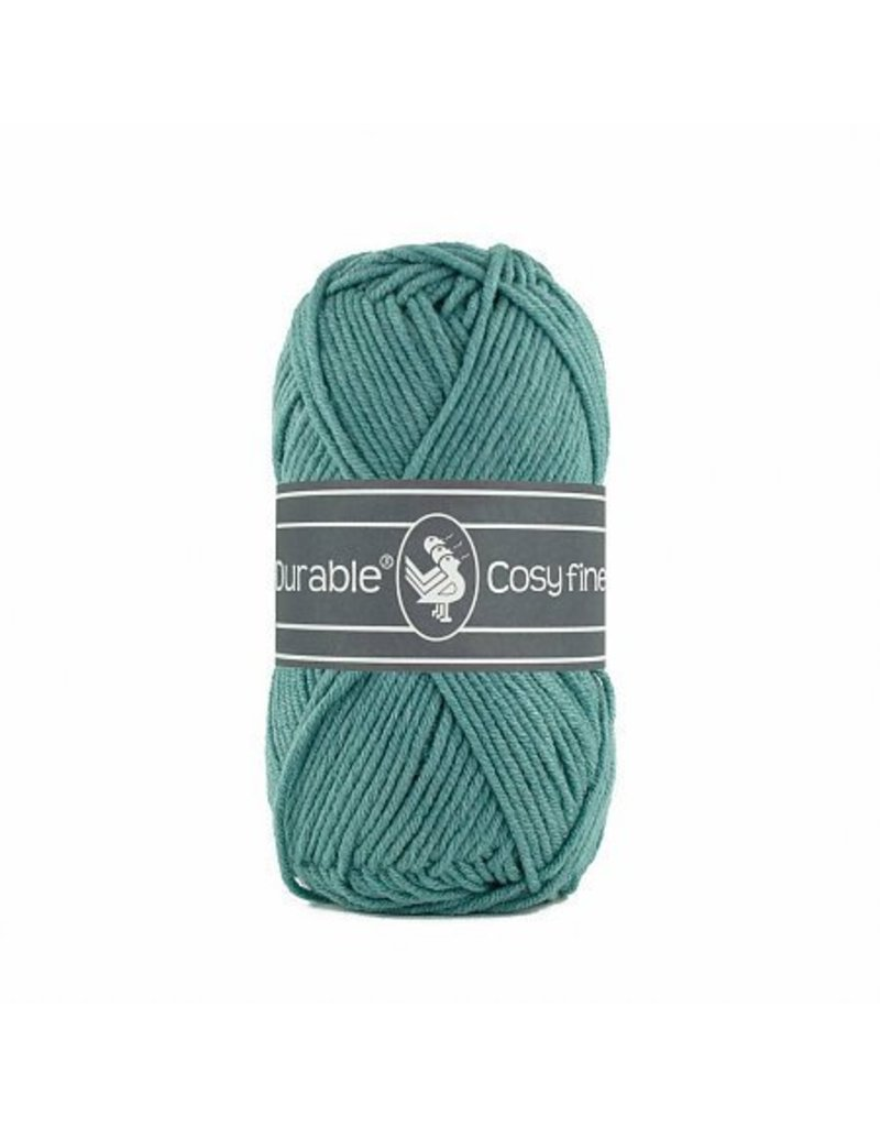 Durable 10 x Durable Cosy Fine Vintage Green (2134)