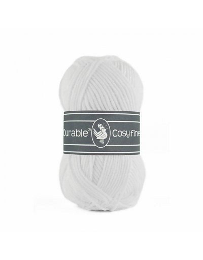Durable 10 x Durable Cosy Fine White (310)