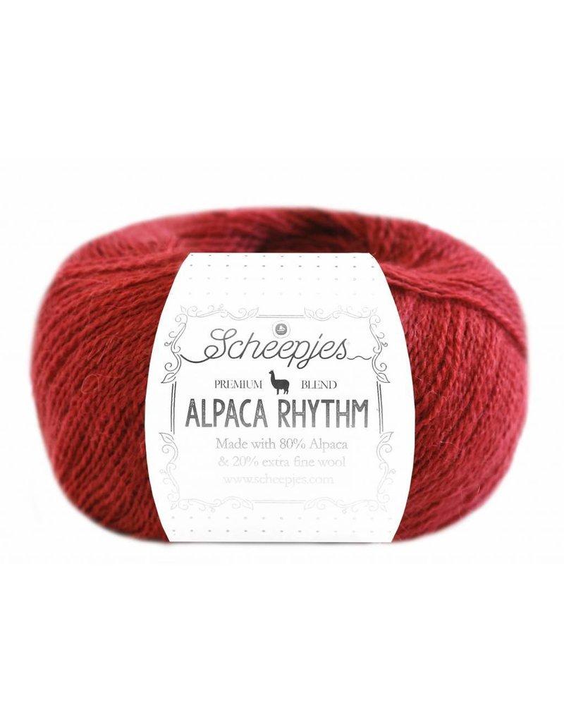 Scheepjes 10 x Scheepjes Alpaca Rhythm Tango (663)