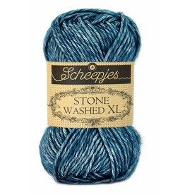Scheepjes 10 x Scheepjes Stone Washed XL Blue Apatite (845)